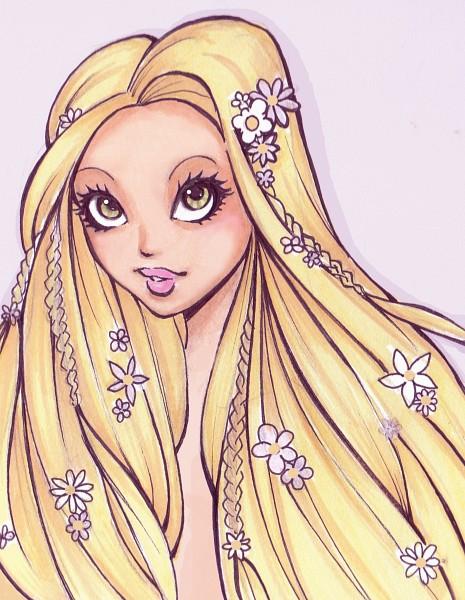 Tags: Anime, Rapunzel, Disney, Rapunzel (Character), Tangled (Disney), Rapunzel (Tangled), Nina-d-lux