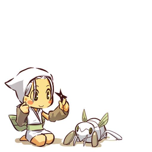Tags: Anime, Hitec, Pokémon, Nincada