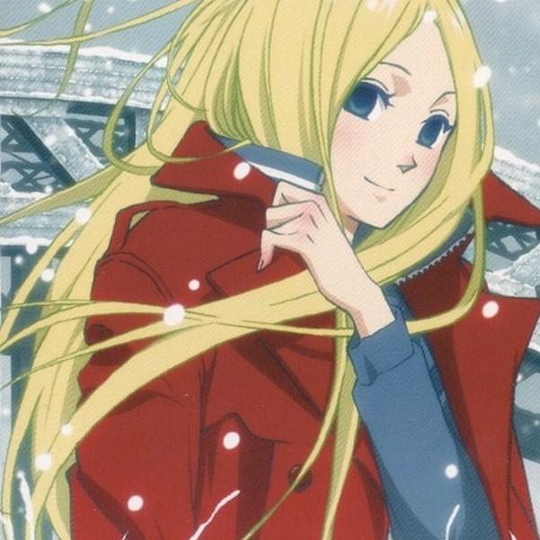 Tags: Anime, Arakawa Under the Bridge, Nino (Arakawa)