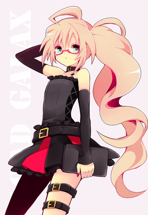 Tags: Anime, Momiji5zen, Gatchaman Crowds, Ninomiya Rui, Striped Skirt, Fanart From Pixiv, Mobile Wallpaper, Pixiv, Fanart