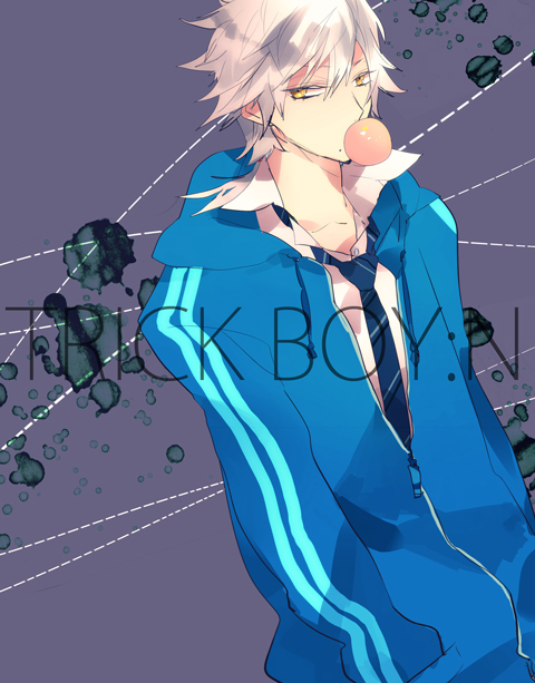 Tags: Anime, Pixiv Id 2915463, Tennis no Ouji-sama, Niou Masaharu, Pixiv, Fanart, Rikkaidai