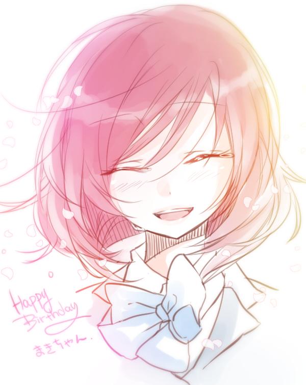 Tags: Anime, Yukinokoe, Love Live!, Nishikino Maki, PNG Conversion