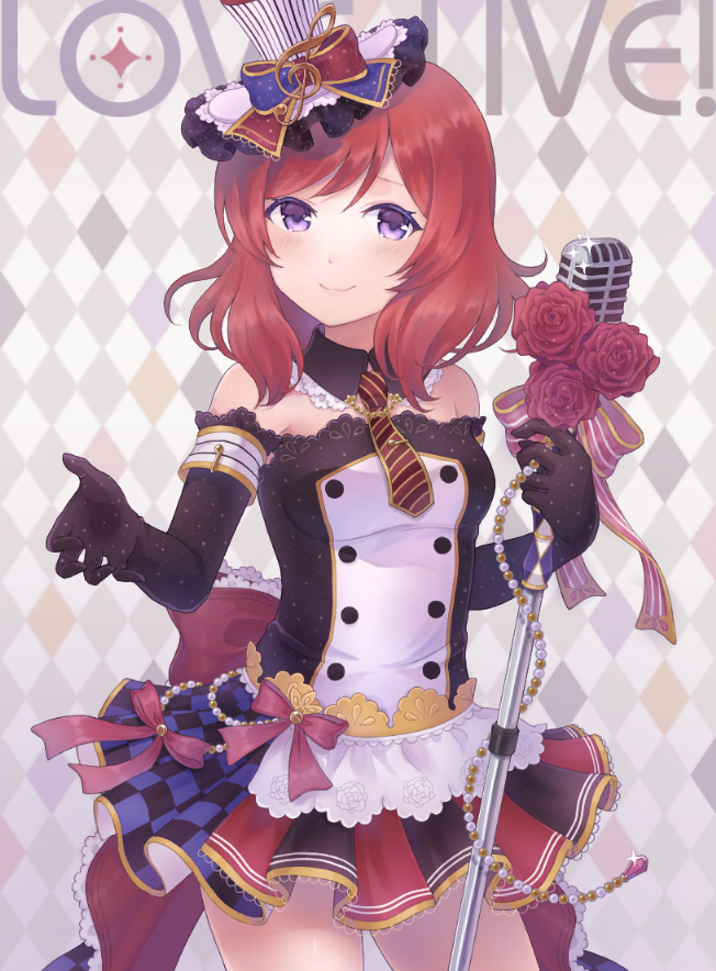 Nishikino Maki - Love Live! - Mobile Wallpaper #1869439 ...