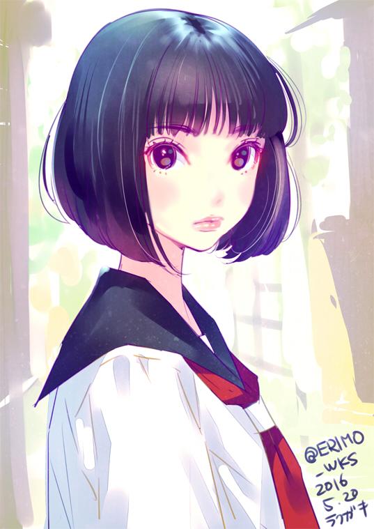 Nishimura Eri Mobile Wallpaper 2003882 Zerochan Anime