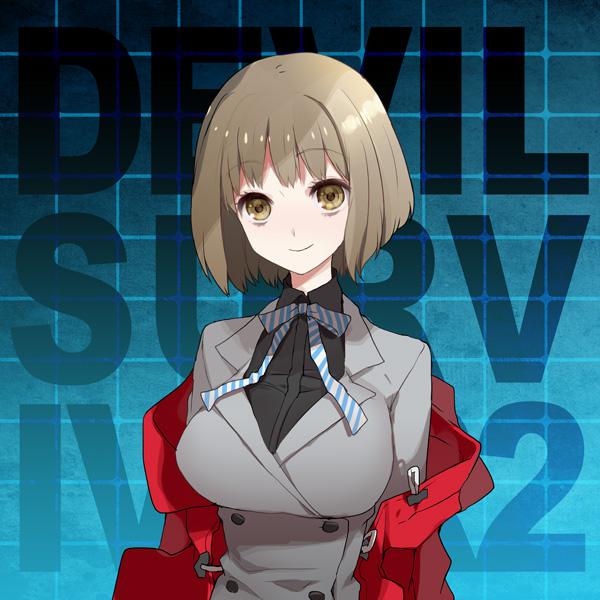 Tags: Anime, MAMI (xxcitrusxx), Shin Megami Tensei: Devil Survivor 2, Nitta Io, Pixiv, Fanart, Fanart From Pixiv