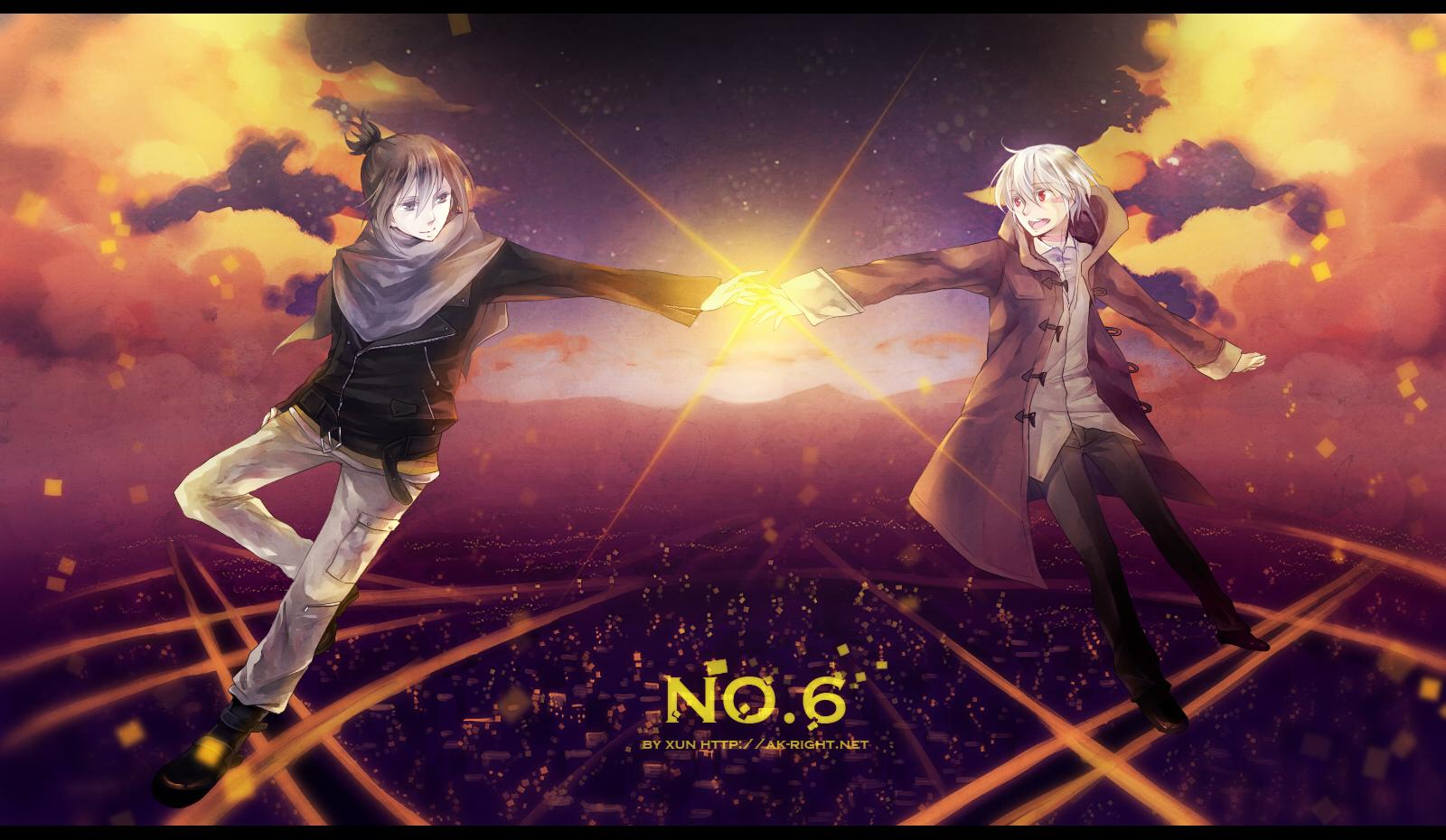 No6 Wallpaper 662787 Zerochan Anime Image Board
