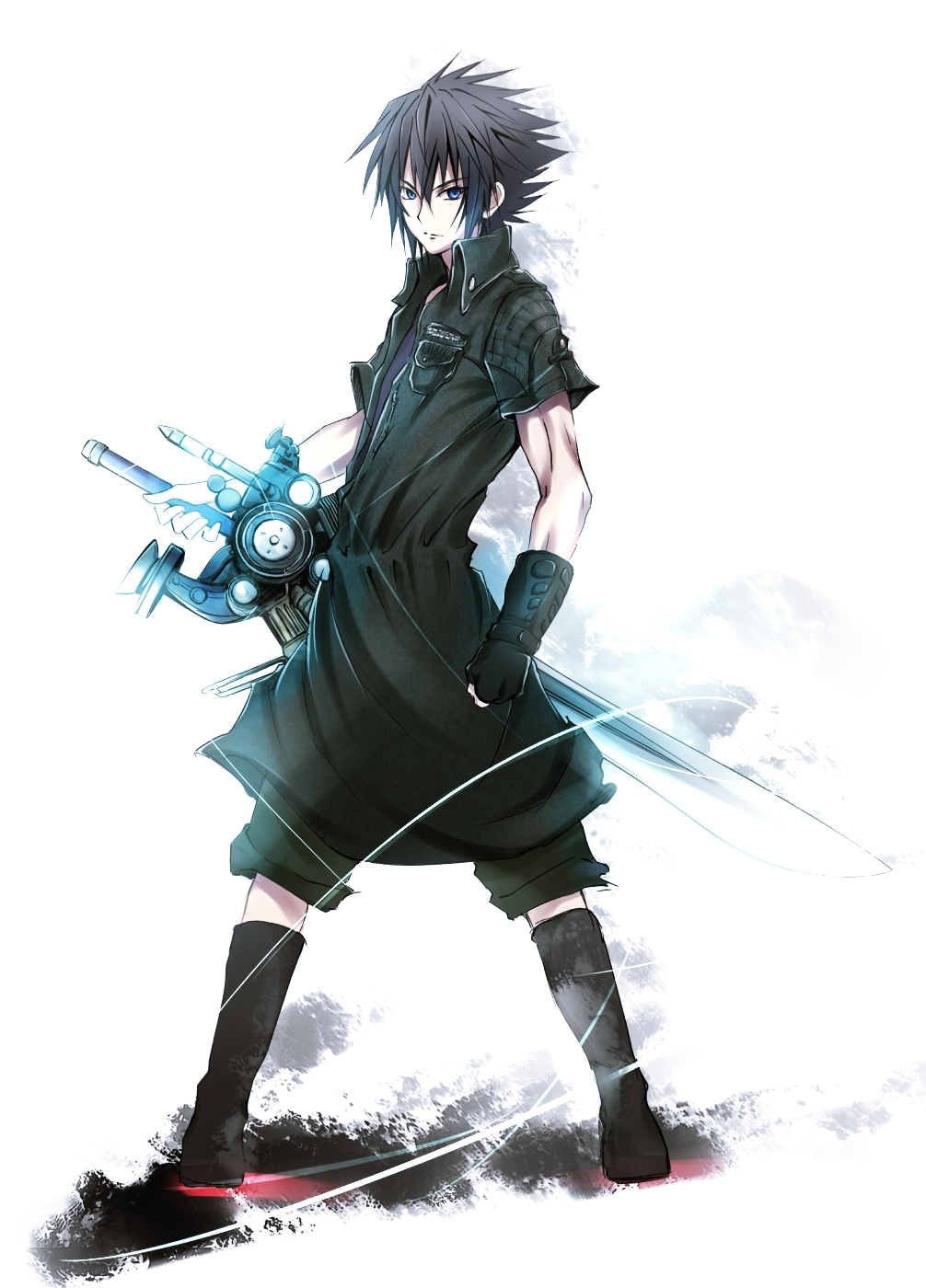 Final Fantasy 7 Anime Characters : Noctis lucis caelum zerochan