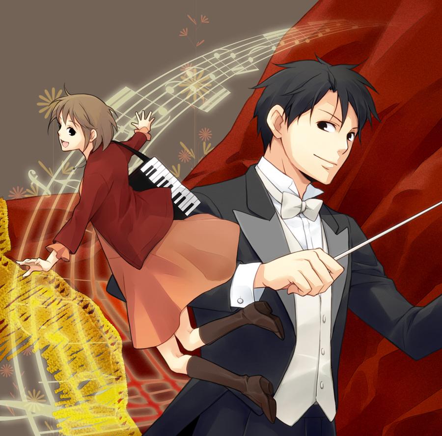 Nodame Cantabile Nodame Illustrations P 40: Zerochan Anime Image Board