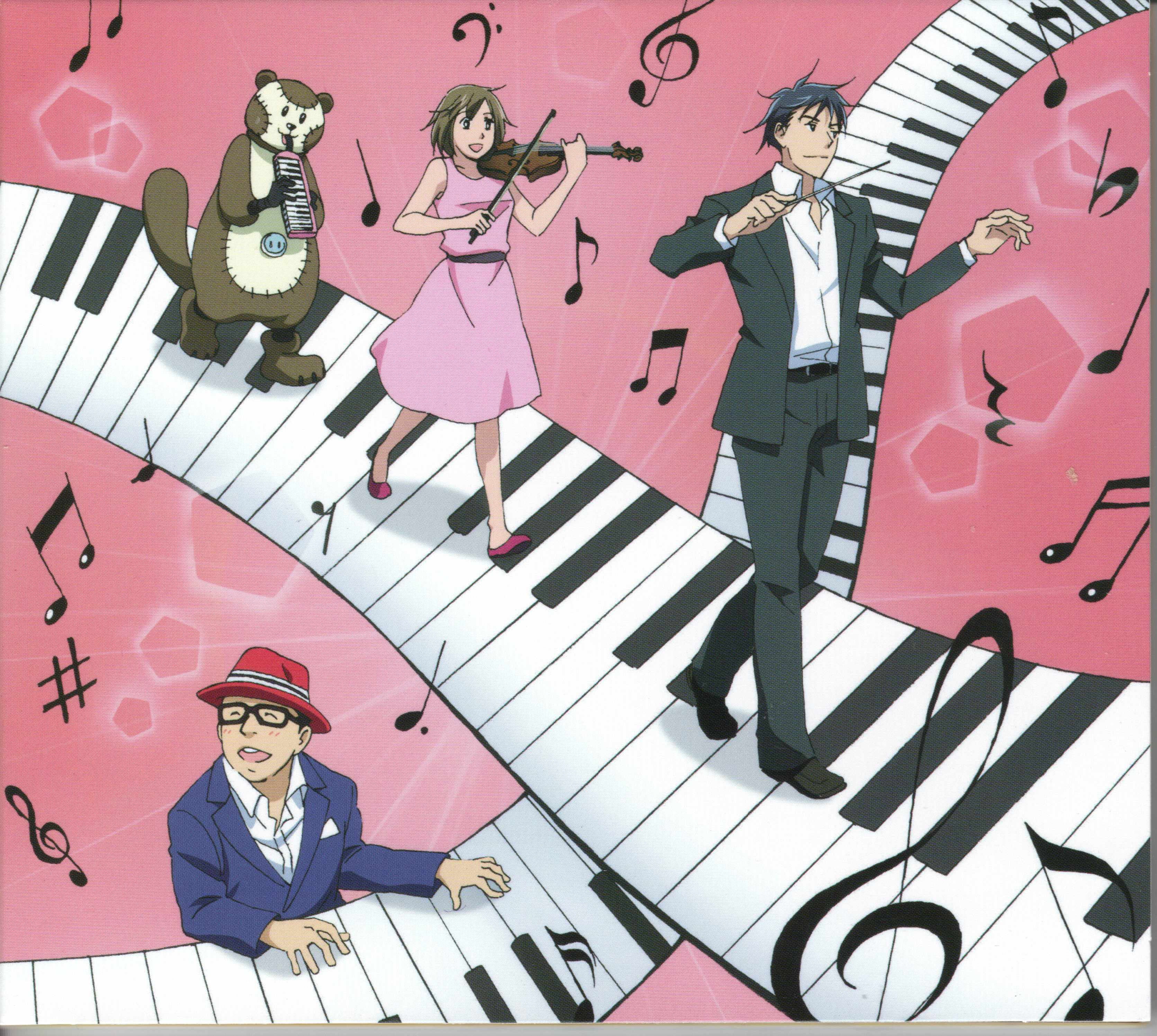 Chiaki And Nodame From Nodame Cantabile By Ssun98 On: Nodame Cantabile