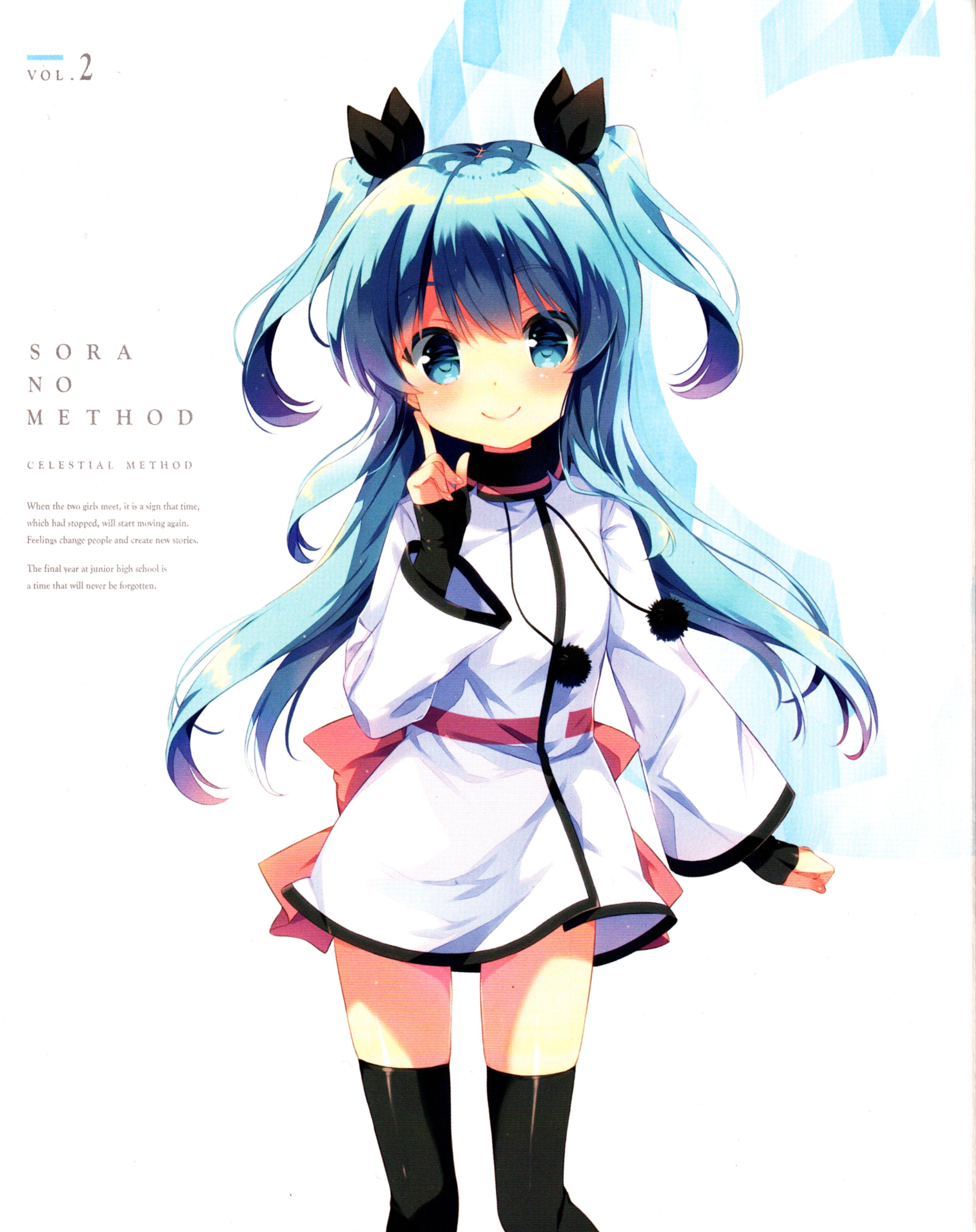 Noel sora no method image 1846301 zerochan anime - Image manga noel ...