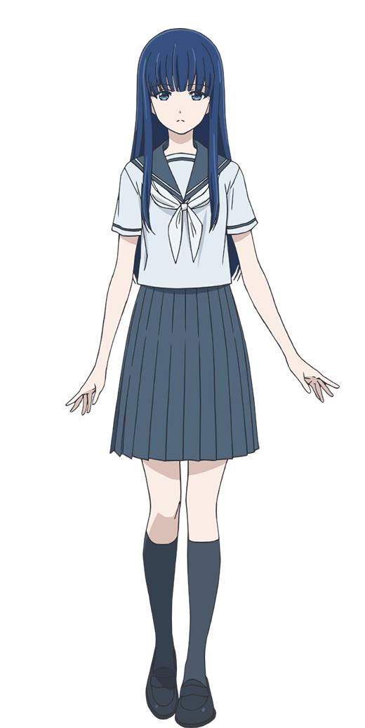 Tags: Anime, Shitaya Tomoyuki, david production, Sakurada Reset, Nonoo Seika, Cover Image, Official Art, PNG Conversion