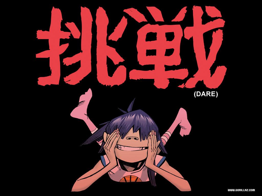 Noodle Gorillaz Wallpaper 863280 Zerochan Anime Image Board
