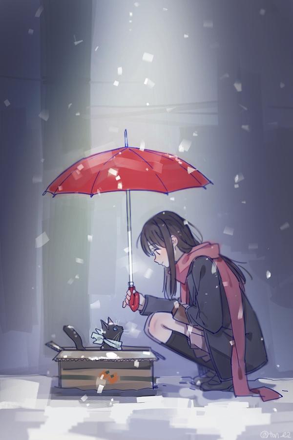 Tags: Anime, Ton E2, Noragami, Iki Hiyori, Yato (Noragami), God, Mobile Wallpaper