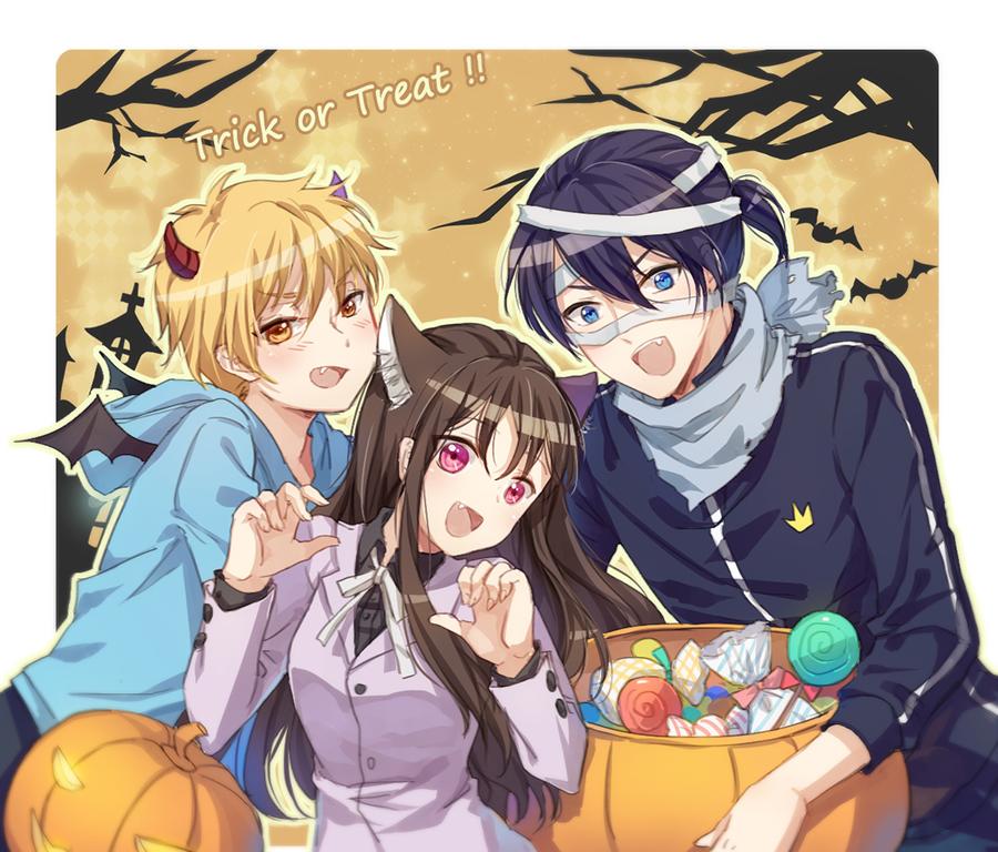 Anime Characters For Halloween : Noragami image zerochan anime board