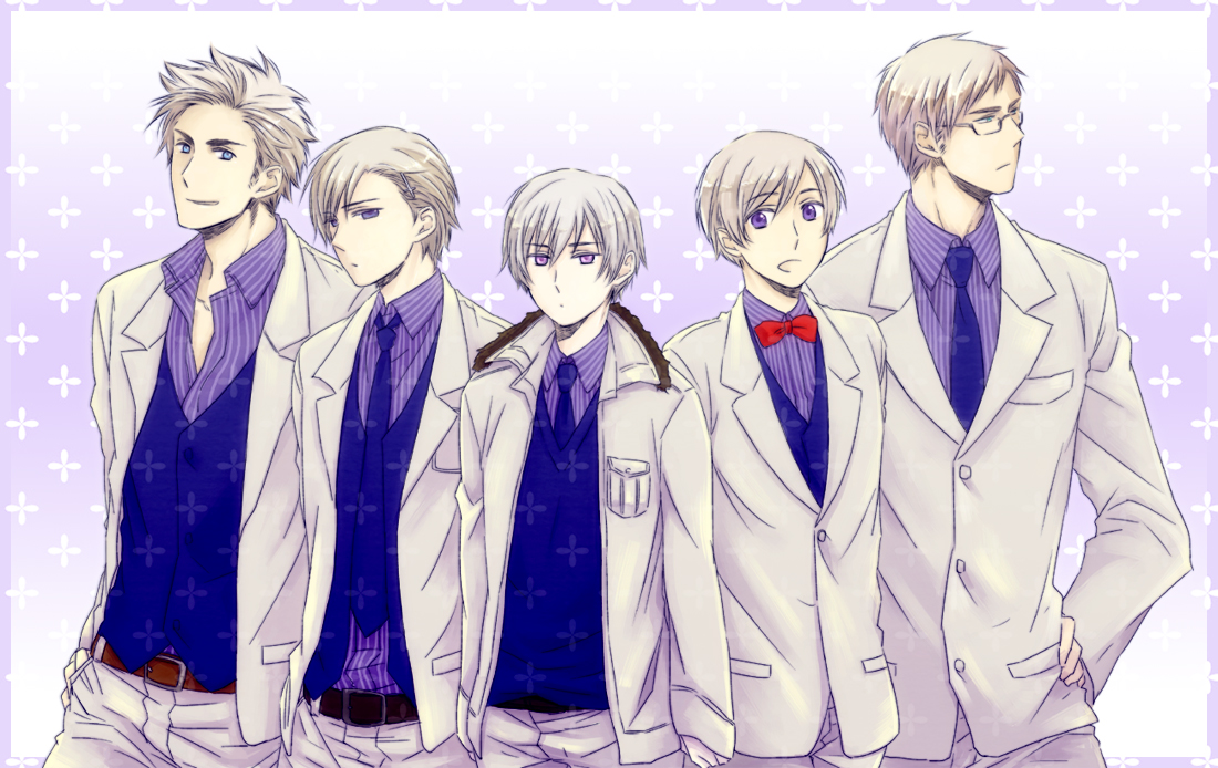 Nordic Countries Axis Powers Hetalia Image 1209196