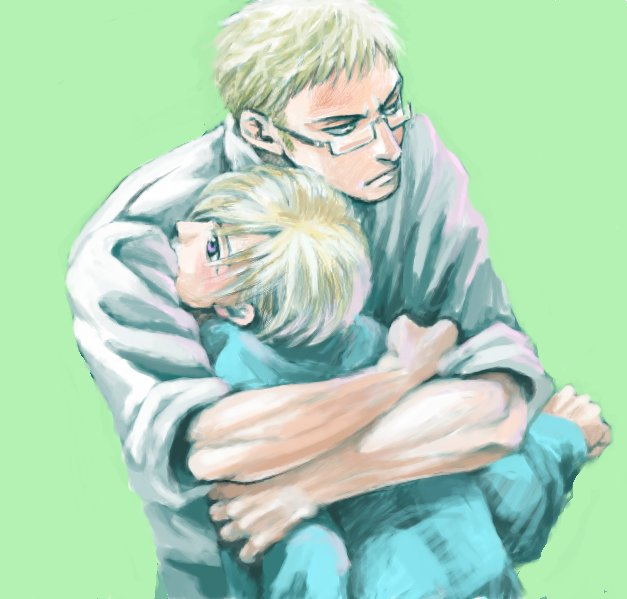 Tags: Anime, Pixiv Id 638133, Axis Powers: Hetalia, Finland, Sweden, Pixiv, Nordic Countries