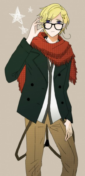Tags: Anime, Axis Powers: Hetalia, Norway, Casual Clothes, Nordic Countries
