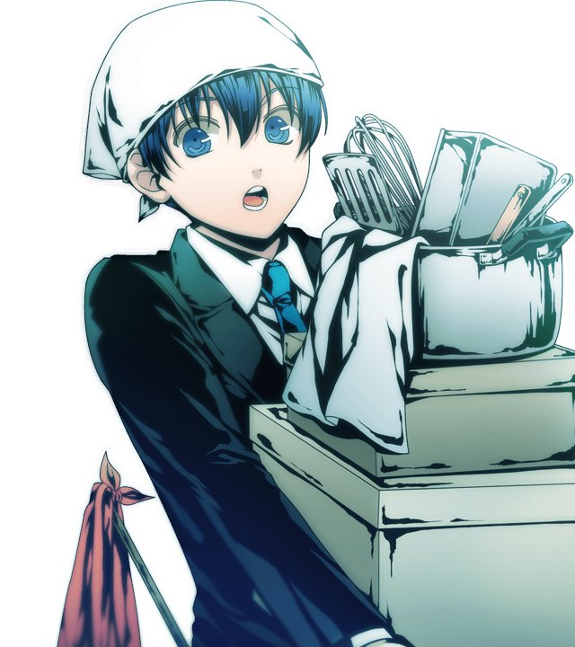 Tags: Anime, Sarachi Yomi, HuneX, La storia della Arcana Famiglia, Nova (Arcana Famiglia), Official Art