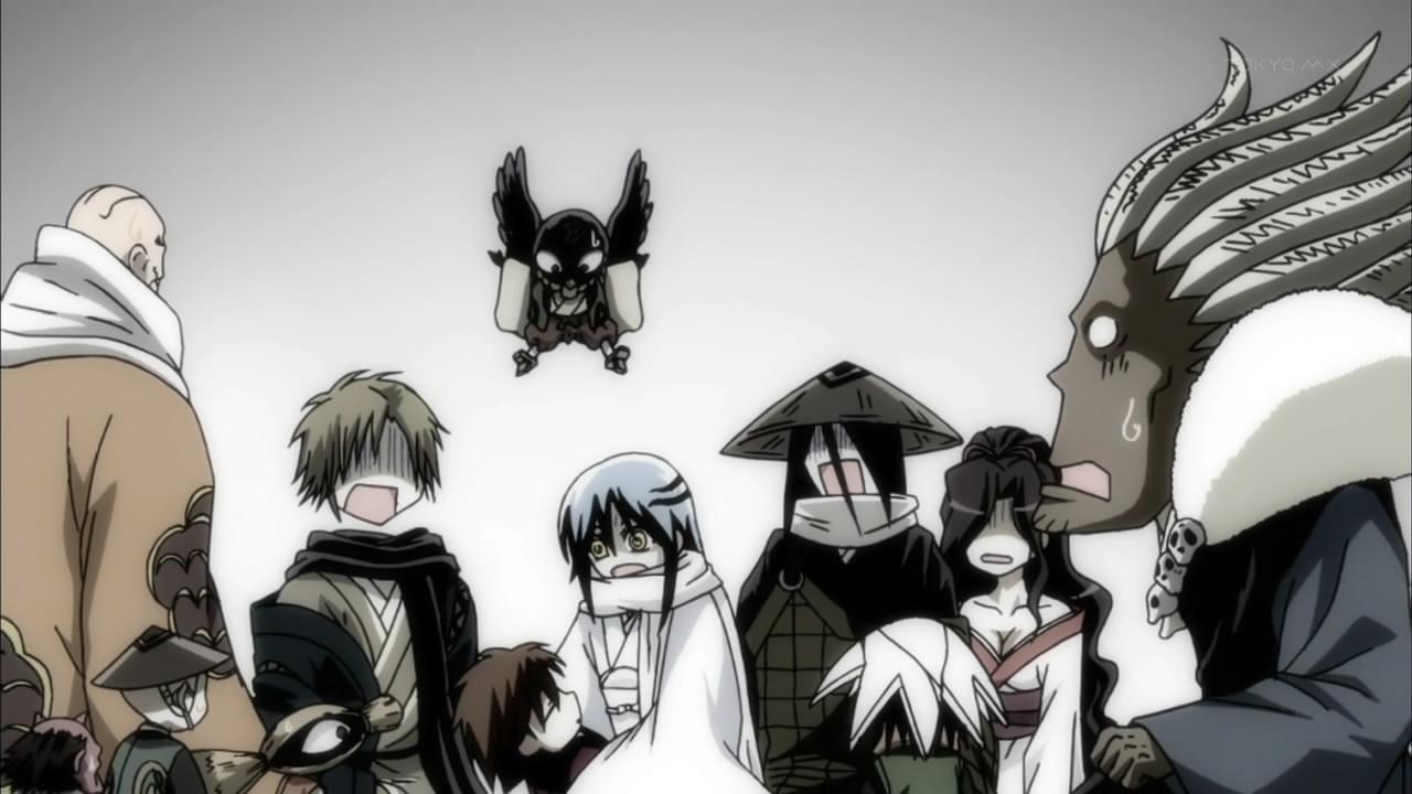 Nura Rise Of The Yokai Clan Kappa
