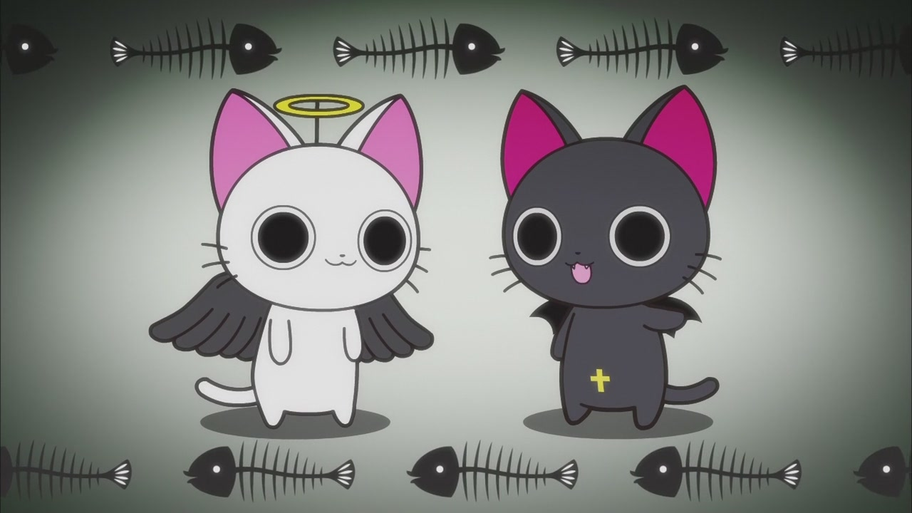 Anime Cat With Wings nyanpire: the animation (anime) - tv tropes
