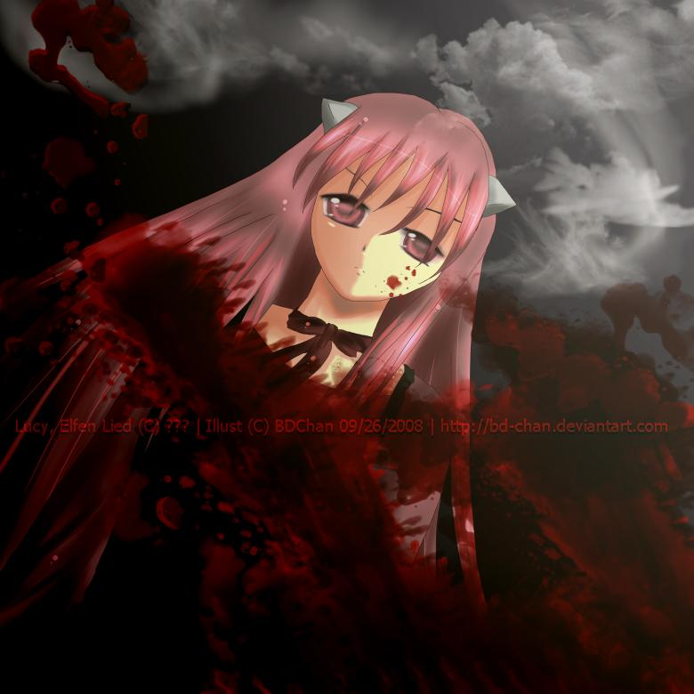 elfen lied nyuu - photo #22