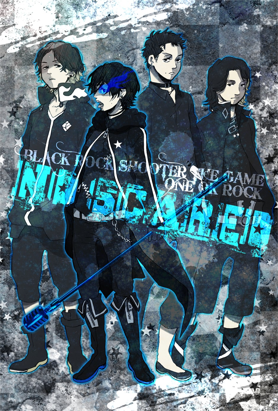 One Ok Rock J Rock Mobile Wallpaper 3631 Zerochan Anime Image Board
