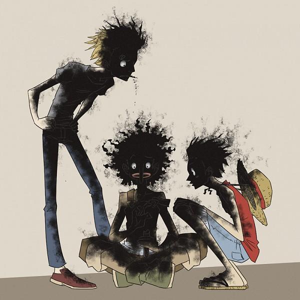 Tags: Anime, -syb, ONE PIECE, Usopp, Sanji, Monkey D. Luffy, Straw Hat Pirates