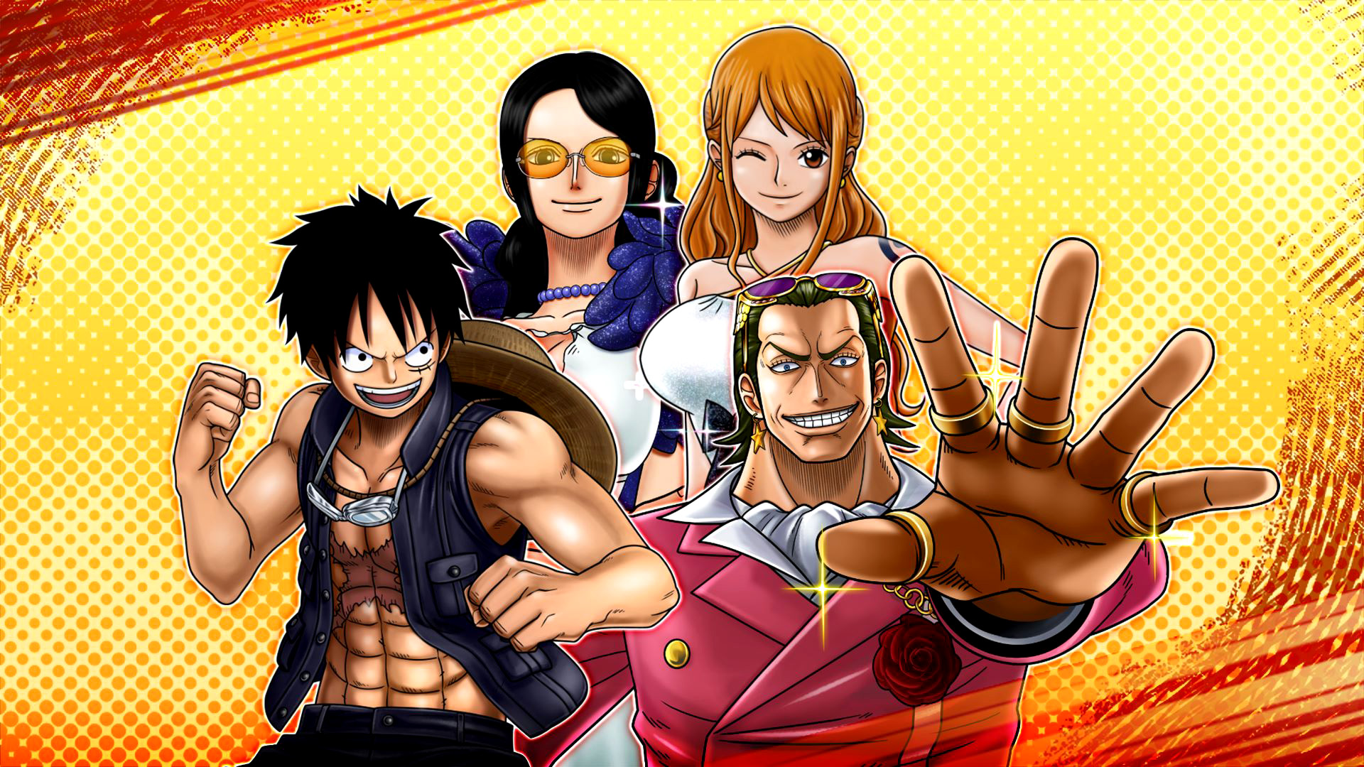 One Piece Film Gold Wallpaper 2349801 Zerochan Anime Image Board