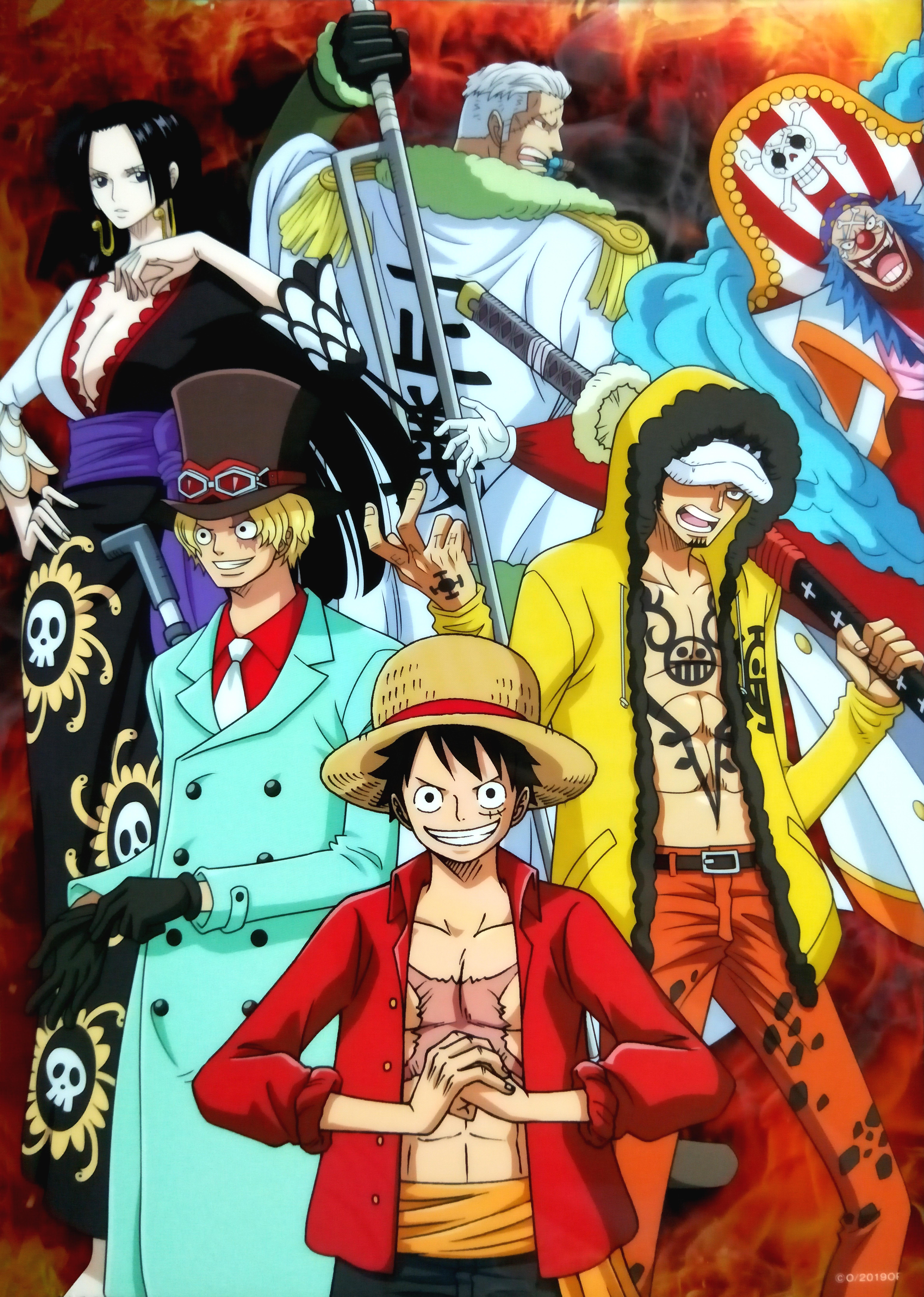 ONE PIECE STAMPEDE Image #2680943 - Zerochan Anime Image Board