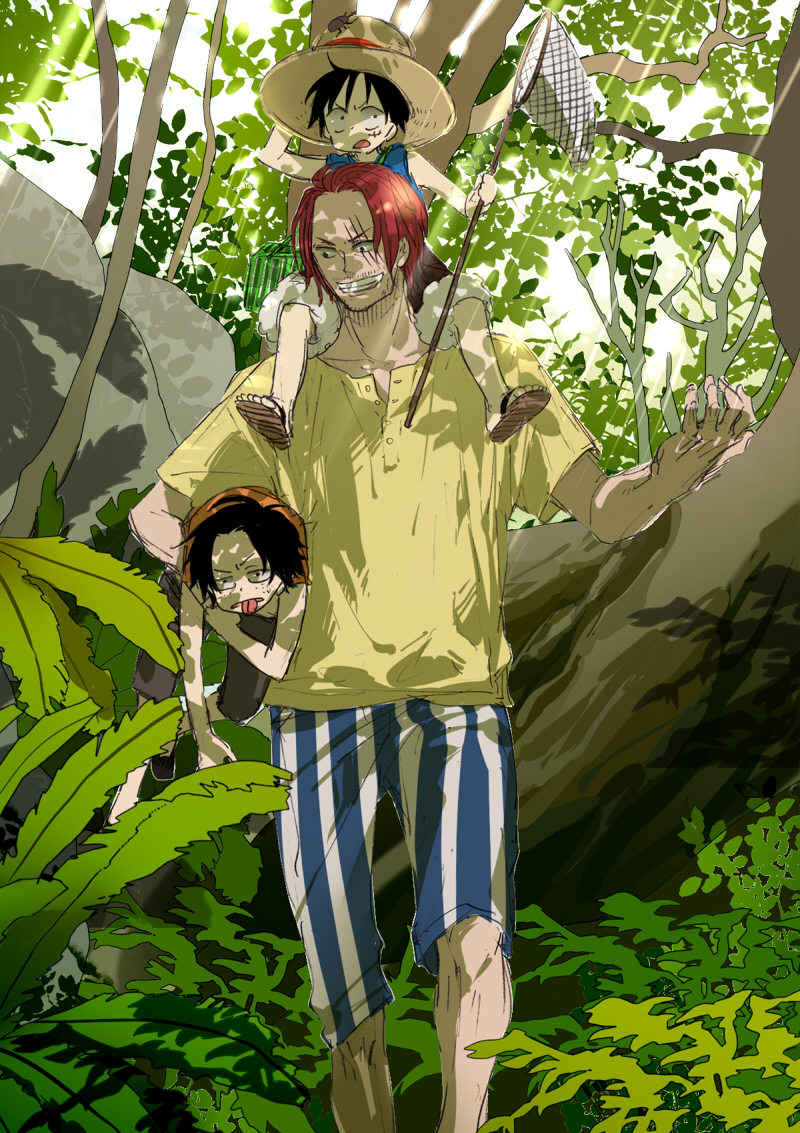 Shanks Mobile Wallpaper Zerochan Anime Image Board