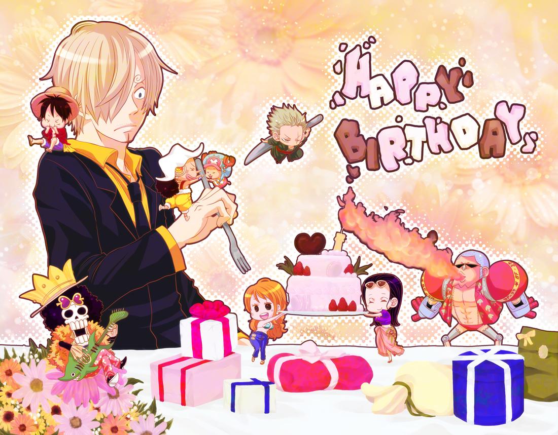 Birthday Calendar One Piece : Happy birthday th one piece forum