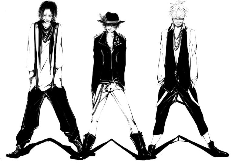 Anime Characters Leather Jacket : One piece image zerochan anime board