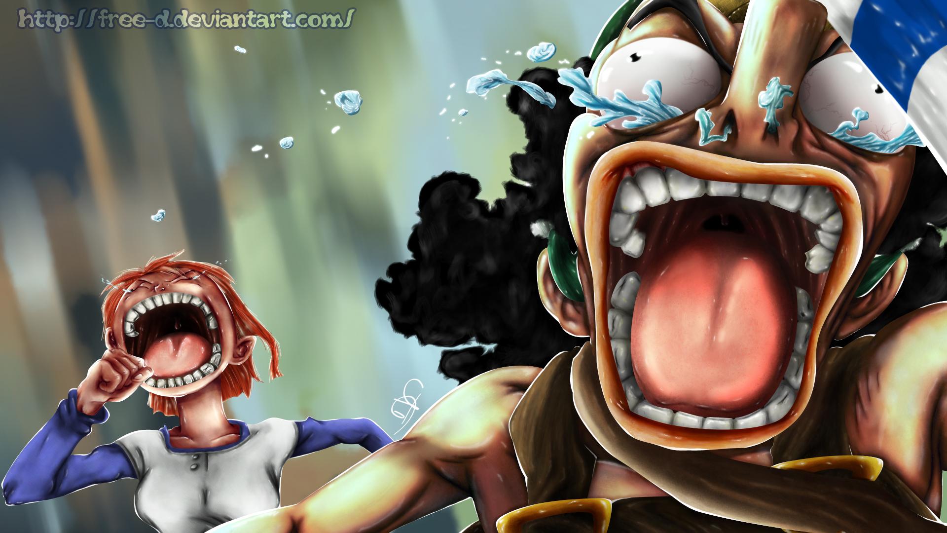 One Piece Hd Wallpaper 1345006 Zerochan Anime Image Board
