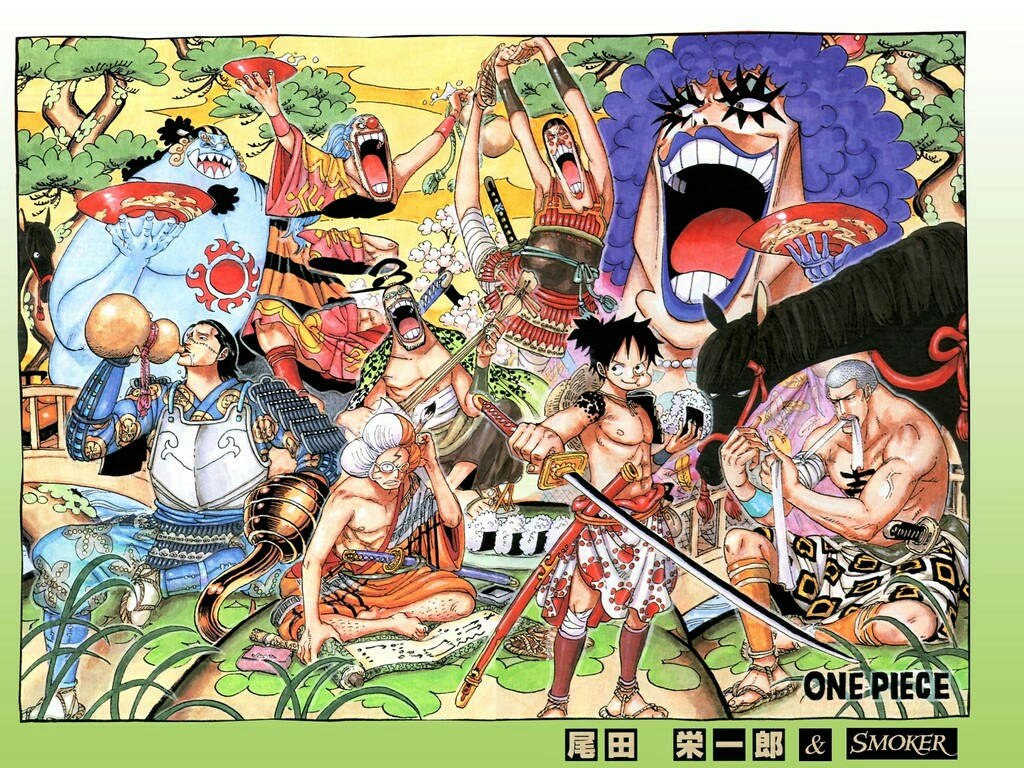 Image Result For Luffy Manga Wallpaper