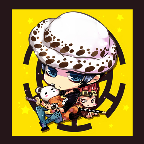 Image Result For Anime Wallpaper Trafalgar Law
