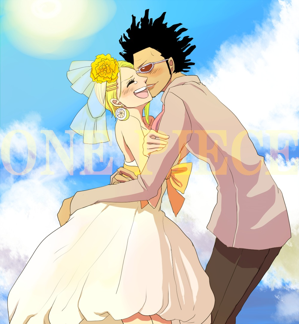 Tags: Anime, Fuyuno, ONE PIECE, Miss Valentine, Mr. 5,