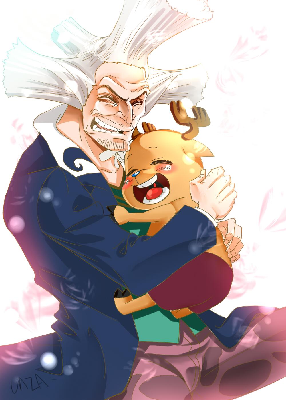 Dr Hiluluk One Piece Zerochan Anime Image Board