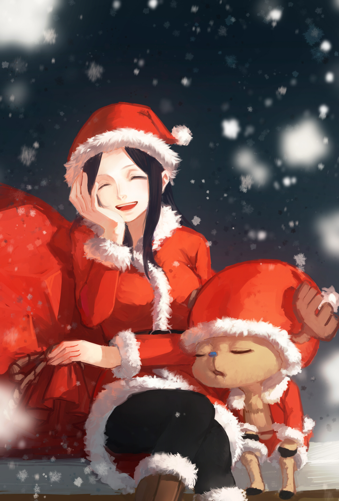 one piece  christmas