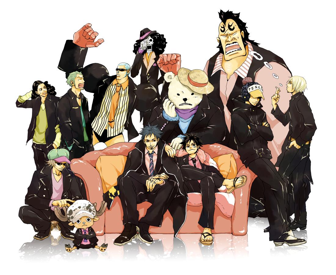 One piece image 1717623 zerochan anime image board - Jean bart one piece ...