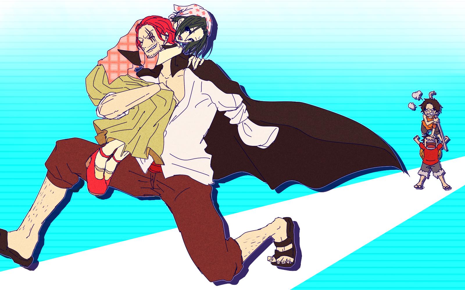 Makino (ONE PIECE), Fanart - Zerochan Anime Image Board