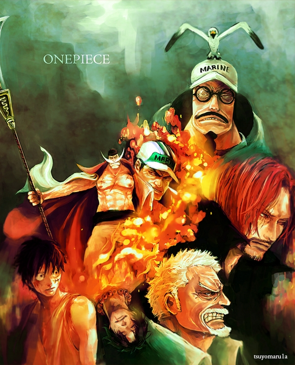 Yonkou One Piece Zerochan Anime Image Board