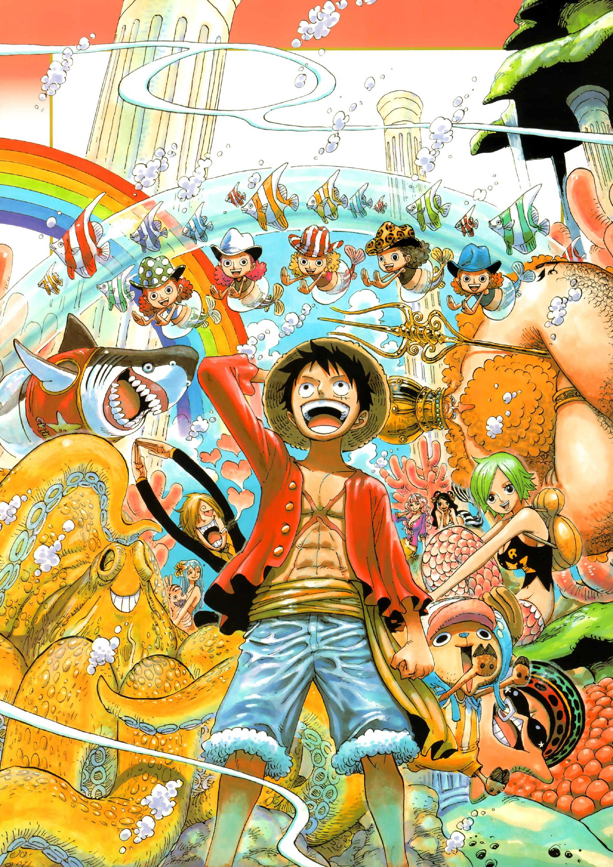 King Neptune One Piece Zerochan Anime Image Board