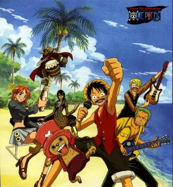 One Piece Monkey D Luffy Usopp Roronoa Zoro Nami: Zerochan Anime Image Board