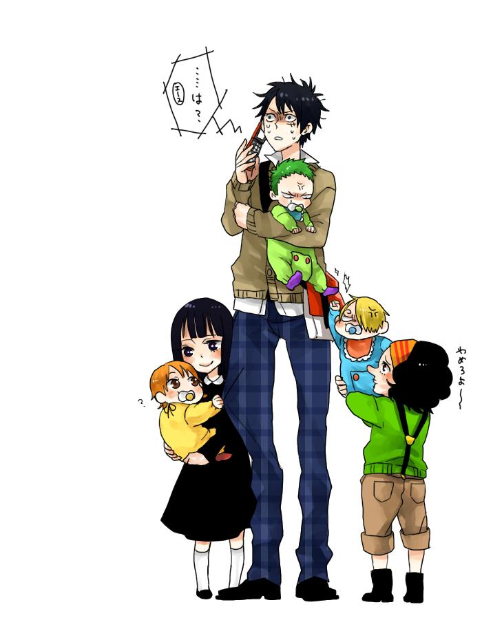 One piece image 462962 zerochan anime image board - Luffy x nico robin ...