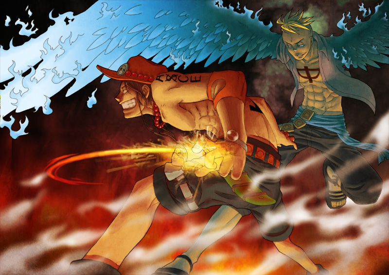 Marco One Piece Ace images | onepiece | Pinterest