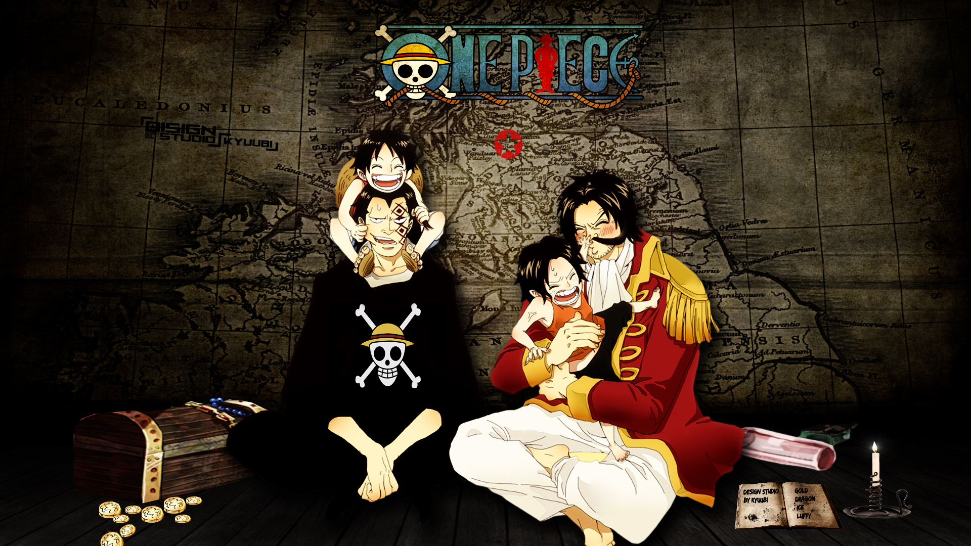 monkey d. luffy, hd wallpaper - zerochan anime image board