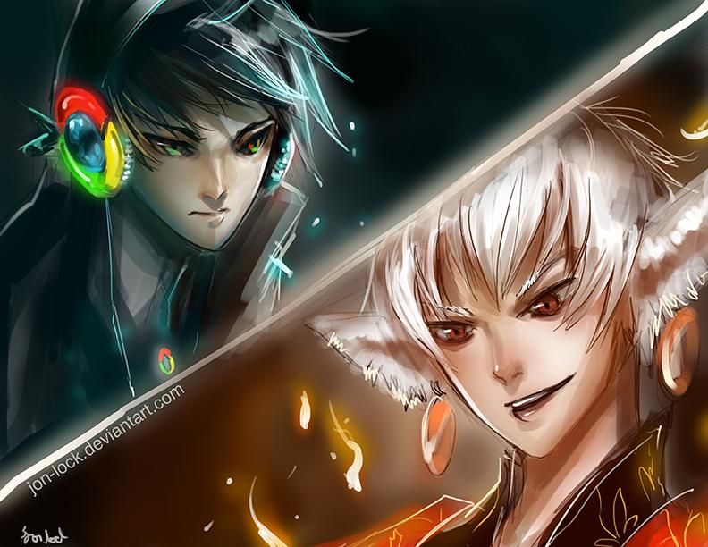 Firefox Os Tan Zerochan Anime Image Board