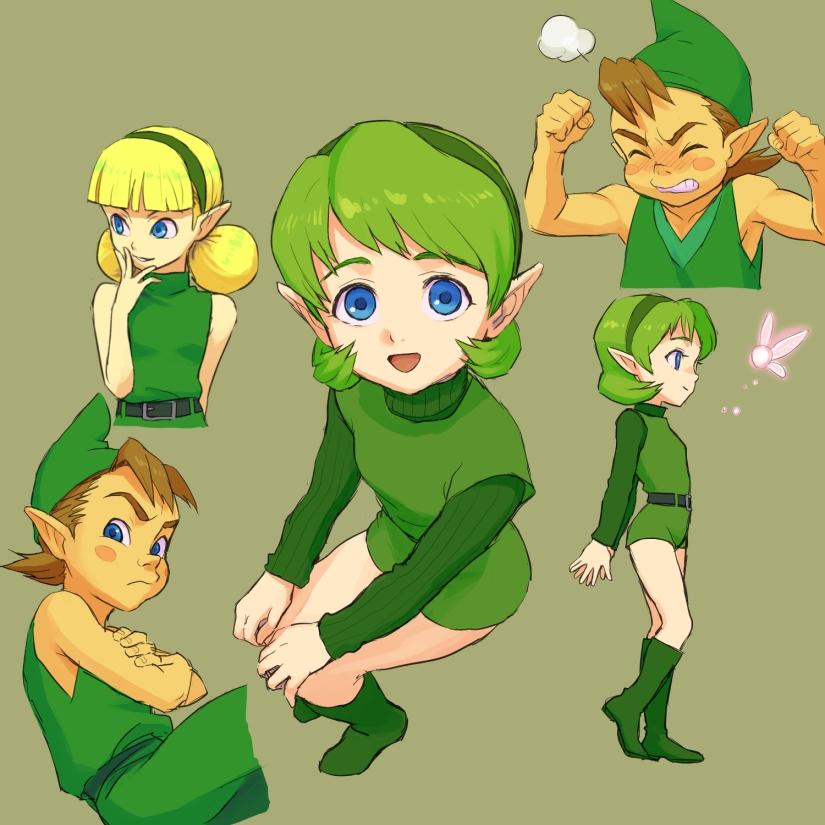 Zelda oot xxx hentai hot&nbsp