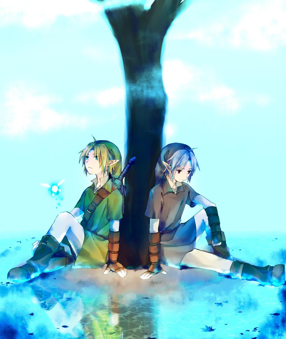 Dark Link, Fanart - Zerochan Anime Image Board