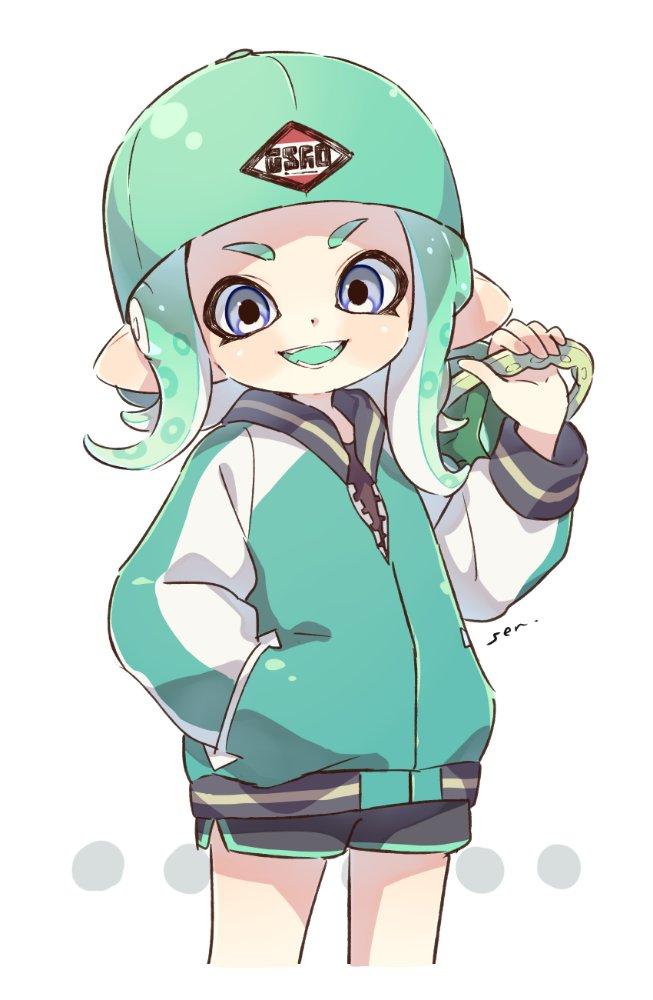 Sen Squid Zerochan Anime Image Board